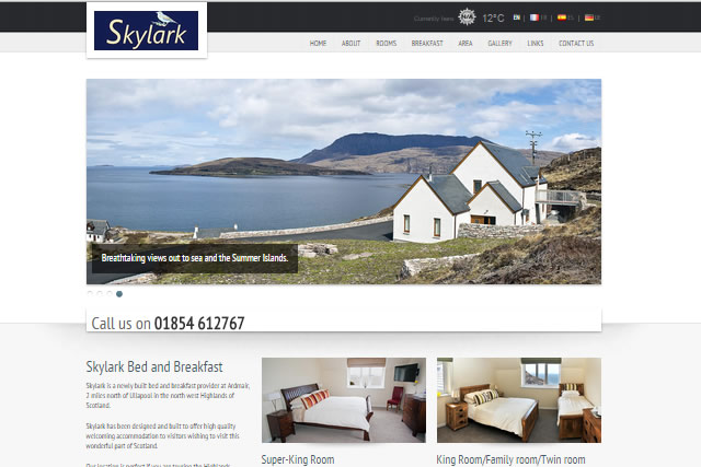 Skylark Bed & Breakfast