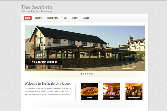 The Seaforth