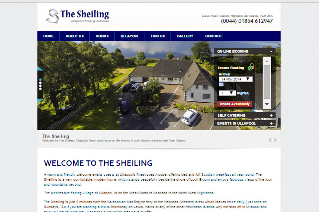 The Sheiling